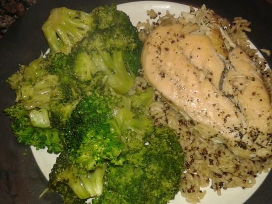 Chicken Dinner Winner